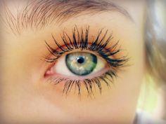 those lashes!