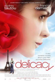Delicacy (2011)  A French woman mourning over the death of her husband three years prior is courted by a Swedish co-worker.