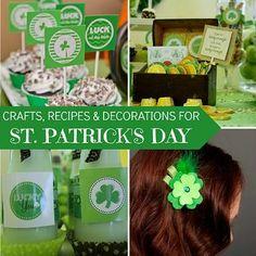 Fun, Festive Ideas for St. Patrick's Day