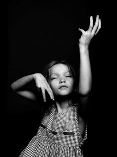 ♥ I want to close my eyes and become my inner child.