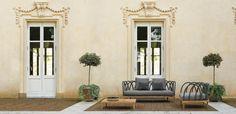 Les Arcs sofa by Unopiù #sofa #outdoor #unopiu