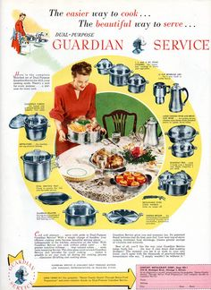 The Guardian Service Ware Blog: Guardian Service Artifact: 1947 Advertisement