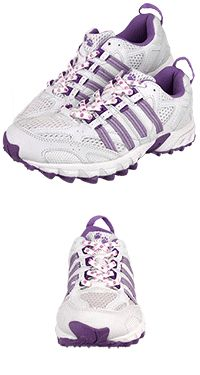 $29.99 Purple Paw Cross-Training Shoes at The Animal Rescue Site