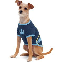 STAR WARS Logo Dog T-Shirt