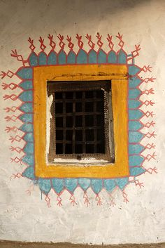 indian window - gujarat