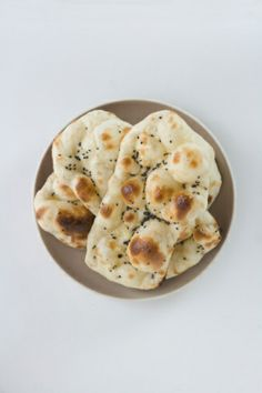 Naan Recipe - How to Make Naan