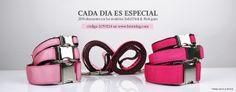 Because of #love is in the air, nuestros modelos #Pink & #PinkGum tienen un 20% de descuento hoy y mañana   Shop now using the code LOVE14