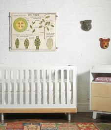 10 eco-friendly nursery ideas! Eco-Friendly for the Little ones!