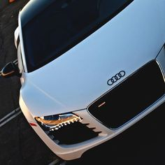 Luxury Audi R8