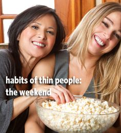 50 Habits of Thin People: In Your Home | GirlsGuideTo