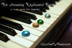 Piano lesson ideas