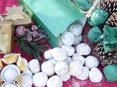 Mexican Wedding Cookies (Polvorones) - Hispanic Kitchen