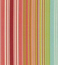 Waverly Serene Stripe Seaglass Fabric : home decor print fabric : home decor fabric : fabric :  Shop | Joann.com