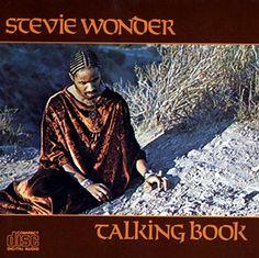"Stevie Wonder  - Talking Book"" Motown (1972)"
