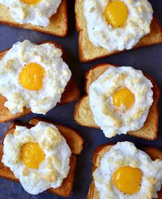 Cloud Eggs: The Late