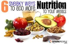 6 Sneaky Ways to Add More Nutrition to Your Meals