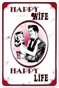"""Funny Wedding  Marriage Quotes"""" data-componentType=""""MODAL_PIN happi wife, happy wife, future husband, funny quotes, happy marriage, happy husband, marriage advice, love sayings, true stories"""