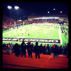 Go Beavs! Civil War comes to Corvallis, Oregon this weekend. Photo by InfamousTrek.