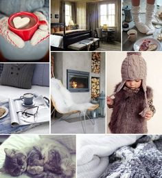 Mood Board Monday: Winter Coziness (http://blog.hgtv.com/design/2012/12/10/mood-board-monday-winter-coziness/?soc=pinterest)