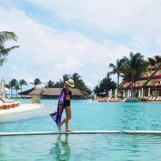Amber interiors // instagram Grand Velas Resort Riviera Maya Mexico