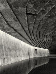 Sancaklar Mosque, Emre Arolat Architects, © Emre Arolat. Inspiration for the bottom of bridge