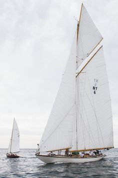 100-year-old restored Herreshoff New York 50, Spartan, races in the Opera House Cup. Photo by Brian Sager Photography (via Yachting) Spartan Race, Ship, Hous Cup, Sea, Sailboat, Sail Boat, Yacht Magazin