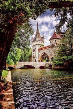 Vajdahunyad Castle,