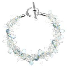 Tutorial - How to: Ice Song Bracelet   Beadaholique