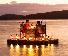 How romantic...Great