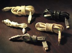 How To Tie Knots for Cable & Cord Storage