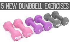 It's time to dust off your hand weights.