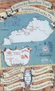 Pin by annemarie diaj on america pinterest for Kentucky craft bourbon trail