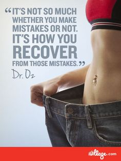 Words to live by from our guest editor, Dr. Oz. #weightloss #health http://www.ivillage.com/guest-editor-dr-oz?cid=pin|guesteditor|droz|2-7-13