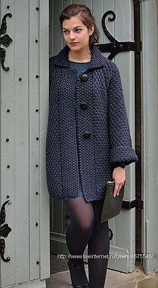 Вязание пальто holt smoulder