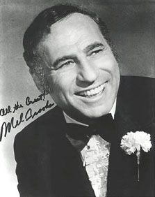 Mel Brooks~ Mel Brooks joined the Army when he was 17, became a combat engineer, where one of his tasks was defusing landmines. Brooks fought at the Battle of the Bulge.