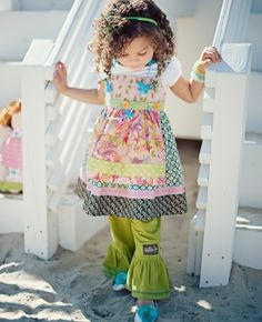 clouds, shasta knot, outfits, knot dress, little girls, girl cloth, color, hous, matilda jane