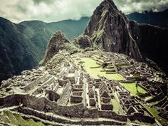 A jetsetter's guide to #MachuPicchu #travel #placestogo #vacation