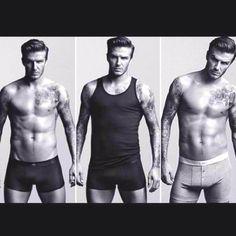 Ummm,YES please! David Beckham