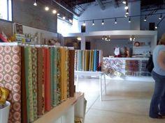 Fabric retail