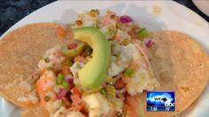 Daybreak recipe: Shrimp Ceviche and Mangoes al Tequila