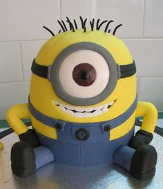 witti messag, food, minion cakes, c cool cake, intp friend