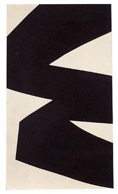 artnet Galleries: Untitled by Ellsworth Kelly from Matthew Marks Gallery