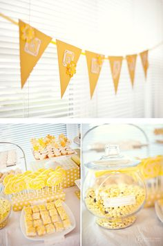 Sunshine Party - Table