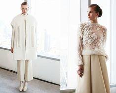 {fashion inspiration | runway : delpozo fall 2014}