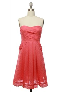 Bridesmaids dress option (from Lace Affair)