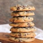 Ritz Carlton Chocolate Chip Cookies