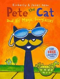 October 9, 2013. Pete the Cat wakes up feeling grumpy--nothing seems to be going his way. But with the help of some magic sunglasses, Pete learns that a good mood has been inside him all along.