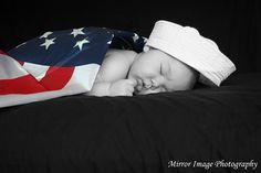 newborn pictures, newborn photographi, babi pictur, militari, newborn pics, photographi idea, photo idea, military pictures, patriot babi