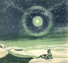 By Russian illustrator Feodor Rojankovsky (1891–1970).