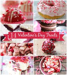 14 Valentine's Day Treats | This Girl's Life Blog
